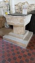 Image for Baptism Fonts - St Mary - Burham, Kent