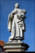 Image for St. Philip Benitius on Charles Bridge / Sv. Filip Benicius na Karlove moste (Prague)
