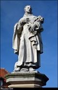 Image for St. Philip Benitius on Charles Bridge / Sv. Filip Benicius na Karlove moste (Prague)