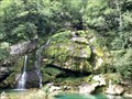 Image for Virje Waterfall - Slovenia