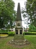 Image for The monument No. 46 - Jicin, Czech Republic