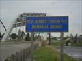 Image for Sgt Aubrey Cosens, VC, Memorial Bridge - Latchford, Ontario, Canada