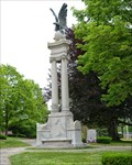 Image for Civil War Monument - Whitinsville MA