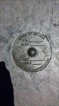 Image for NDOT Survey Mark (2 of 3) - S Center St Bridge - Reno, NV