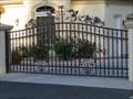 Image for Tyler Street Driveway Gate - Sacramento, CA