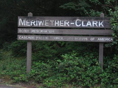 meriwether clark scout reservation boy scout camps on