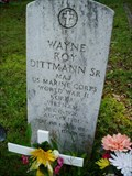 Image for Maj. Wayne Roy Dittman, Sr., USMC, Hartwood, VA