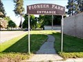 Image for Pioneer Park - Waterville, WA