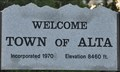 Image for Town of Alta ~ Elevation 8460 Feet