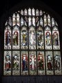Image for Stained Glass Windows - Church of St. Peter, Church Road, Walpole St.Peter, Norfolk.