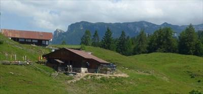 Brentenjochalm to Kaindlhütte - Kufstein, Tirol, Austria