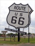 Image for National Route 66 Museum - Lucky 7 - Elk City, Oklahoma, USA.