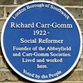 Image for Richard Carr-Gomm - Gomm Road, London, UK