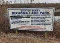 Image for Bixhoma Lake - Bixby, OK
