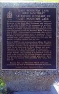 Image for CNHS Last Mountain Lake Bird Sanctuary/ Le Refuge D'oiseaux de Last Mountain Lake