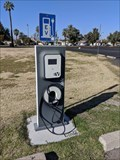 Image for EV chargers at the Mesa Convention Center - Mesa, AZ