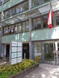 Generalkonsulat von Chile - Eingang