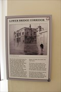 Image for Lower Bridge Corridor -- Leeds Castle, Maidstone, Kent, UK