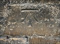 Image for Cut Benchmark, house, Chipping Campden, Gloucestershire, UK