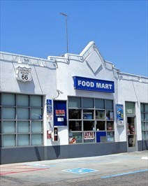 Historic Route 66 - Vintage Gas Station - Glendora