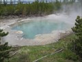 Image for Emerald Spring - Yellowstone National Park - Wyoming