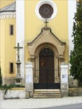 Image for Churchyard Cross - Namest na Hane, Czech Republic