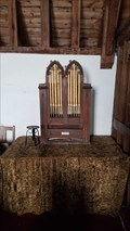 Image for Barrel Organ - St Thomas - Harty, Kent