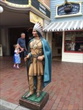Image for Main Street Cigar Store Indian - Anaheim, CA