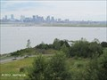 Image for Boston and Logan Airport from Deer Island Drumlin - Boston, MA