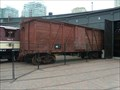 Image for CPR Wood Boxcar 188625 - Roundhouse Park - Toronto, ON