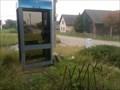 Image for Payphone / Telefonni automat - Hribojedy, Czech Republic