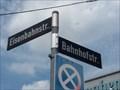 Image for Bahnhofstraße - Eisenbahnstraße - Bad Cannstatt, Germany, BW