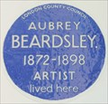 Image for Aubrey Beardsley - Cambridge Street, London, UK