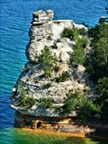 Image for Miner's Castle - Pictured Rocks National Lakeshore -MI