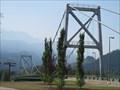Image for Columbia River Suspension Bridge - Revelstoke, British Columbia