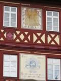 Image for Sundial on Rathaus in Bad Staffelstein