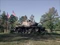Image for M60A1 Main Battle Tank – Helton Howlan Park – Tallapoosa, GA