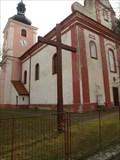 Image for Drevený kríž u kostela sv. Jana Krtitele - Mašovice, okres Znojmo, CZ