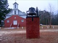 Image for Church Bell at Piney Grove UMC, NC 83 near Maxton, NC