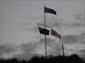 Image for Marine Rescue Flag Pole - Swansea, NSW, Australia
