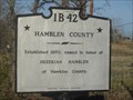 Image for Hawkins-Hamblen County Line - 1B 42