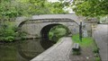 Image for Stone Bridge 224 Over Leeds Liverpool Canal - Armley, UK