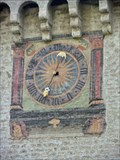 Image for Chateau Clock - Chillon, Switzerland