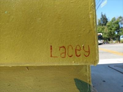 Signature of Artist, San Jose, CA