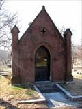 Image for Nicholas Wall Mausoleum - Bellefontaine Cemetery - St. Louis, Missouri
