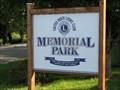 Image for Washington Lions Club Memorial Park  -  Castle Rock, WA