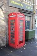 Image for Red Telephone Box - Duke Street, Chelmsford, UK