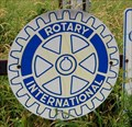Image for Rotary International Sign - Rouses Point, New York