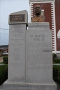 Image for MLK Monument -- Brown Chapel AME Church, Selma AL