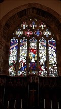 Image for Stained Glass Windows - St Carantoc - Crantock, Cornwall